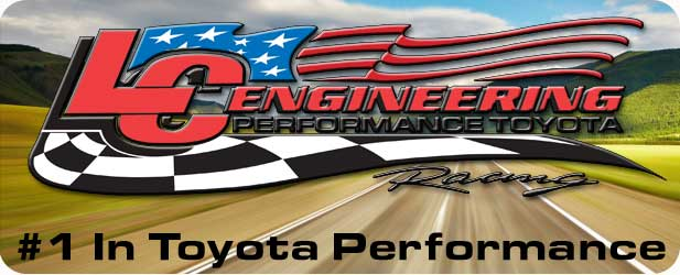 #1 in Toyota Performance Parts