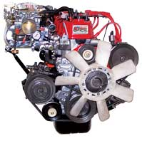 Toyota Performance Engines