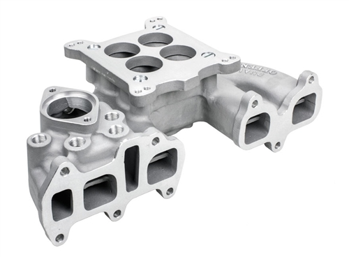 Offenhauser Performance Downdraft Intake Manifold 22R Holley